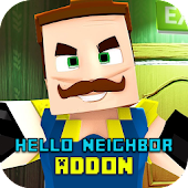 Download New maps for Hello Neighbor MCPE APK for Android Kitkat