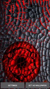 Sharingan Live-Hintergrund – Miniaturansicht des Screenshots