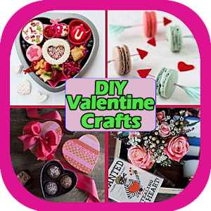 DIY Valentine Craft Ideas