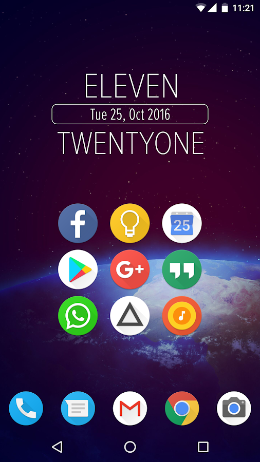 Dives - Icon Pack Screenshot 9