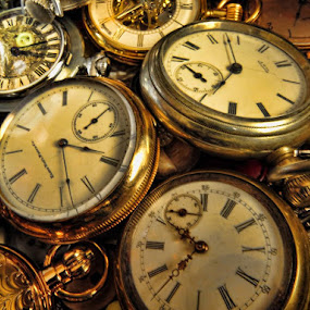 Nothing But Time... by Jack Powers - Artistic Objects Other Objects ( time, pocket watches, clocks, watches )