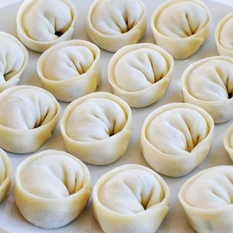 Mandu Recipe (Korean Dumplings)