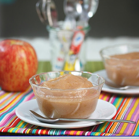 Apple Pear Sauce