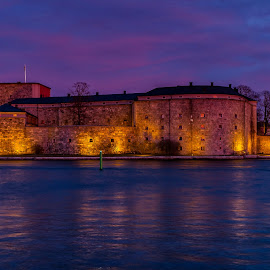 The Fortress by Dan Westtorp - Buildings & Architecture Public & Historical