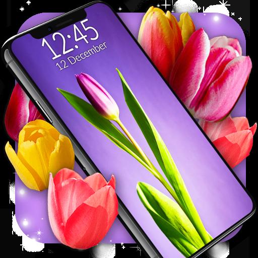 Tulips Live Wallpaper (app)