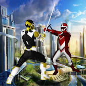 Game Rangers Legendary Wars apk for kindle fire