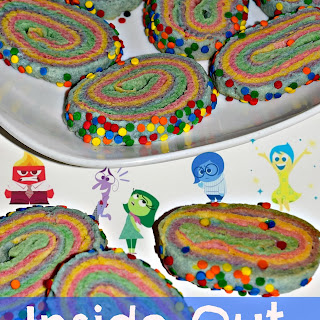 Inside Out Swirl Cookie