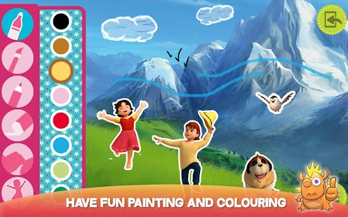 Game Heidi: best toddler fun games 2.2 APK for iPhone