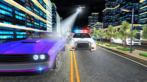 Miami Police Highway Car Chase City Hot Crime War screenshot 5
