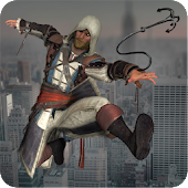 Game Assassin's Hero Rope 3D apk for kindle fire