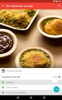 Screenshot of Arabic recipes free - CookBook