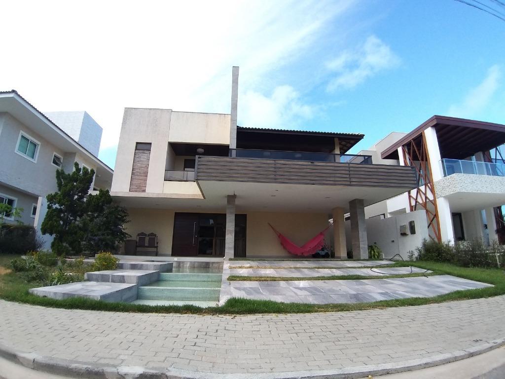 Casa com 5 dormitórios à venda, 369 m² por R$ 1.670.000 - Altiplano - João Pessoa/PB
