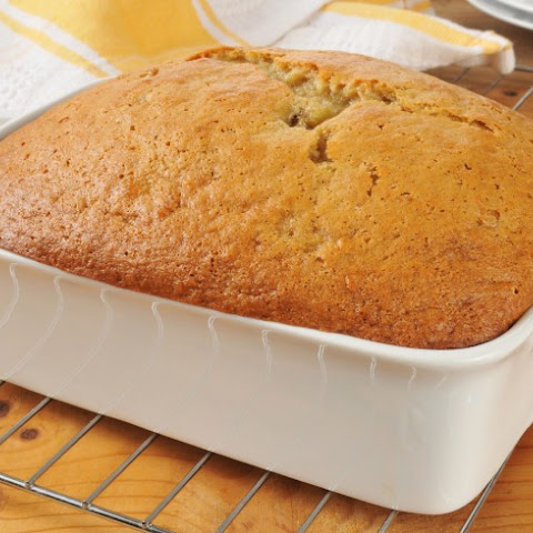 One Pan Banana Bread