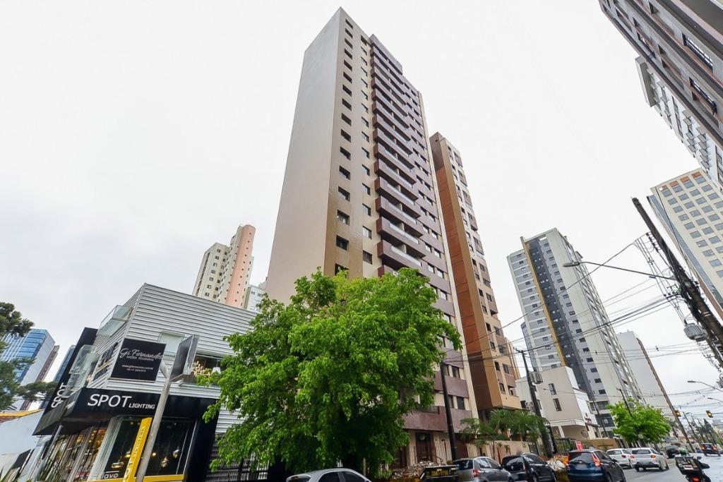 AP0367-ROM, Apartamento de 3 quartos, 104 m² à venda no Cabral - Curitiba/PR