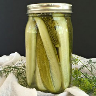 Dill Pickle Sauce Recipes