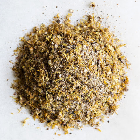 Lemon-Pepper Salt Rub