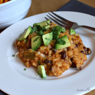 Crock Pot Enchilada Rice