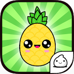 Pineapple Evolution Clicker Icon