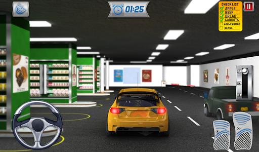 Drive Thru Supermarket 3D Sim APK