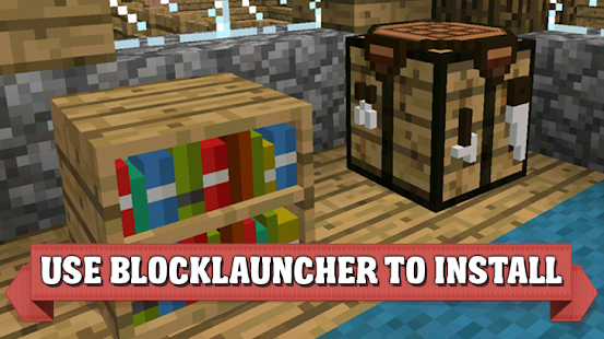 lucky block mod for minecraft pe download