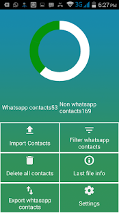 Contacts360 - screenshot