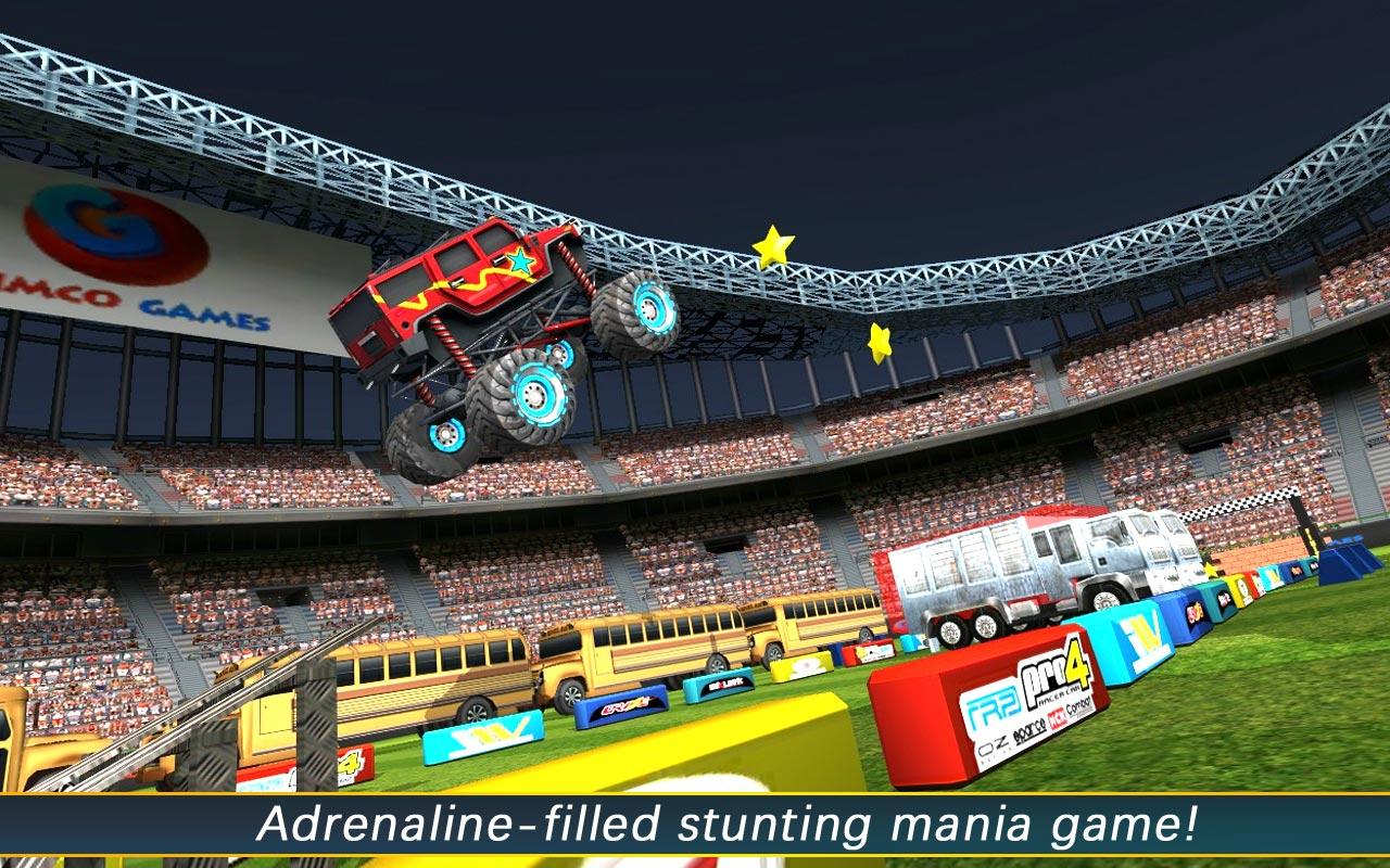 AEN Monster Truck Arena 2017 Screenshot 3