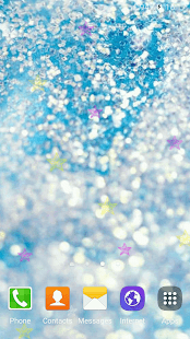 App Glitter Wallpapers APK for Kindle