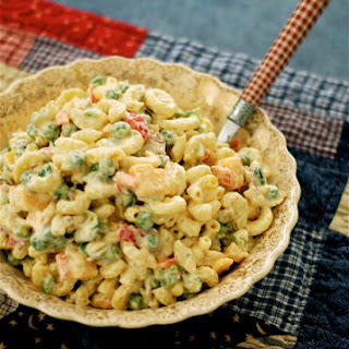 Macaroni Salad With Peas And Carrots Recipes