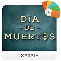 XPERIA™ Dia de Muertos Theme For PC (Windows And Mac)