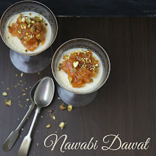 Nawabi Dawat- from the kitchens of the Hyderabadi Royals