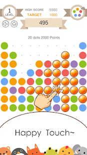 Click Dots - screenshot