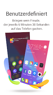 GO Launcher: Thema&Wallpaper Screenshot