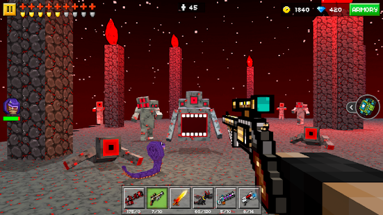 Pixel Gun 3D (Pocket Edition) 11.2.0 [Mod Money & More] Apk + Data