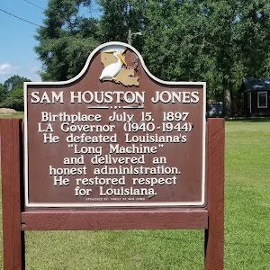 Birthplace July 15, 1897LA Governor (1940-1944)He defeated Louisiana's