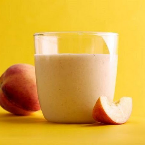 Oat Peach Smoothie