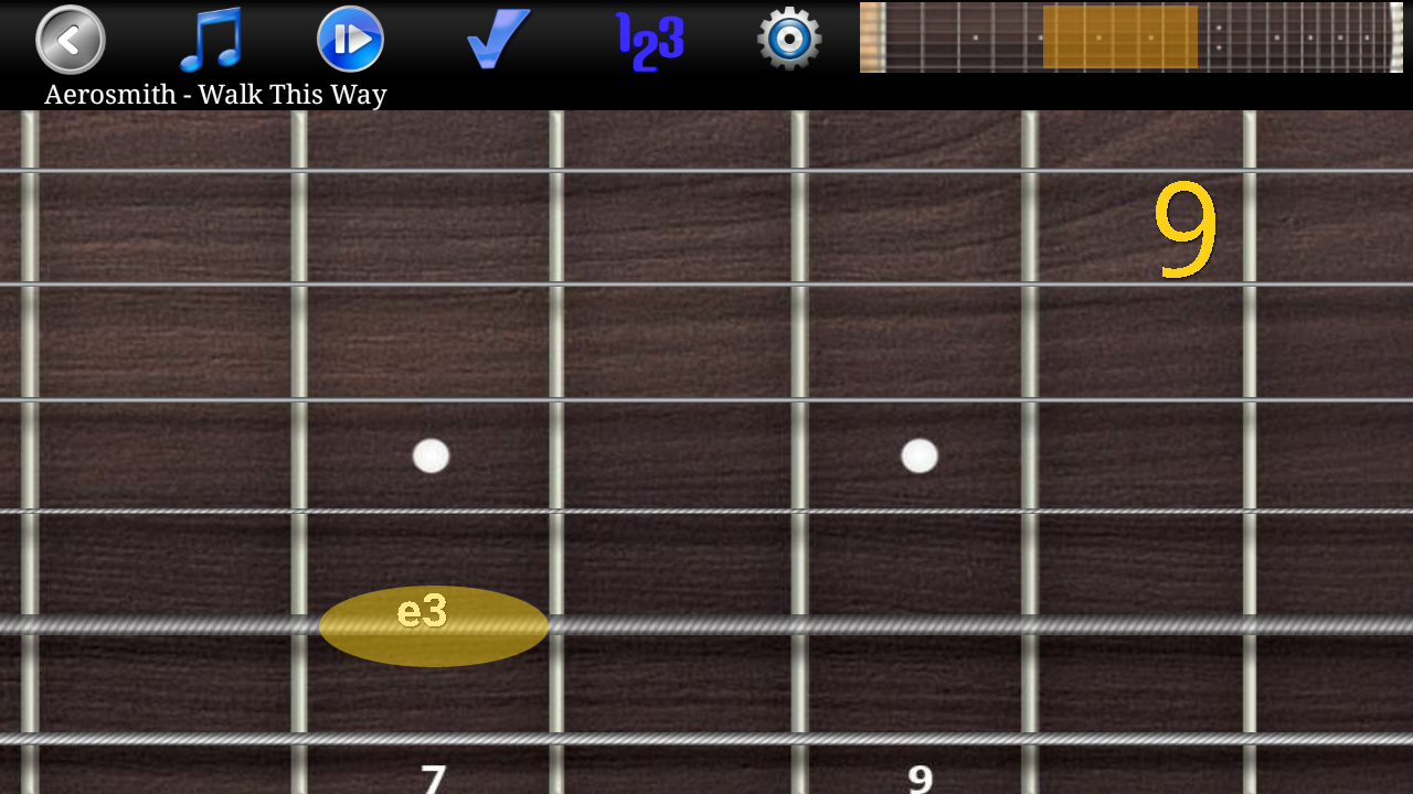 Guitar Riff Pro Screenshot 1