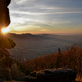 sunset by Dasa Augustinova - Uncategorized All Uncategorized