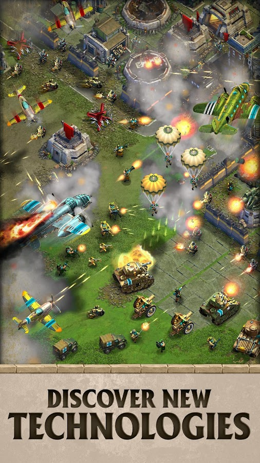 DomiNations 18