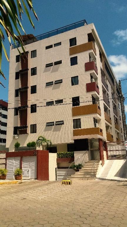 Apartamento residencial à venda, Cabo Branco, João Pessoa - AP4980.