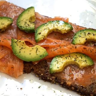 Healthy Salmon Snacks Recipes