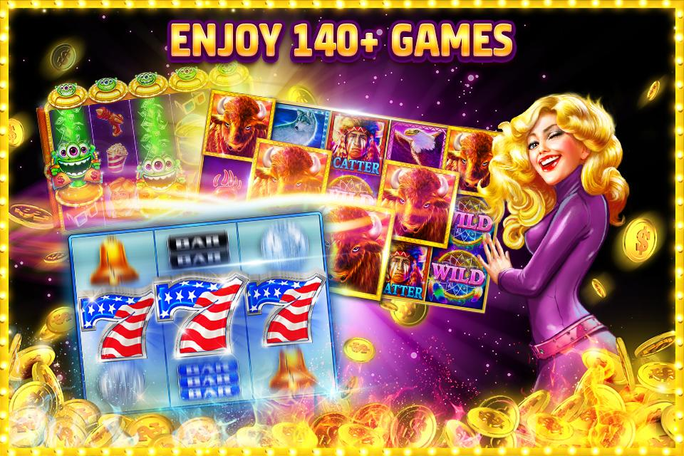 Slotomania Casino Slots Screenshot 2