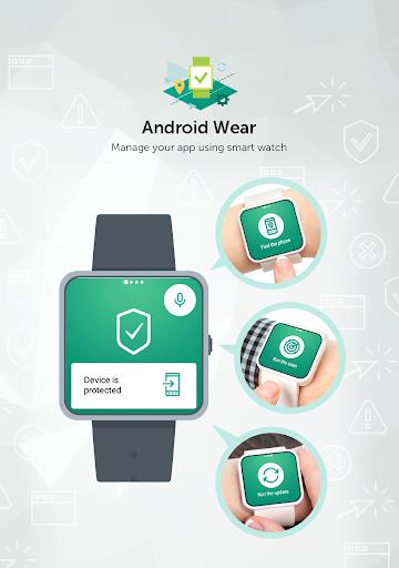 Kaspersky Mobile Antivirus: AppLock & Web Security screenshot 15