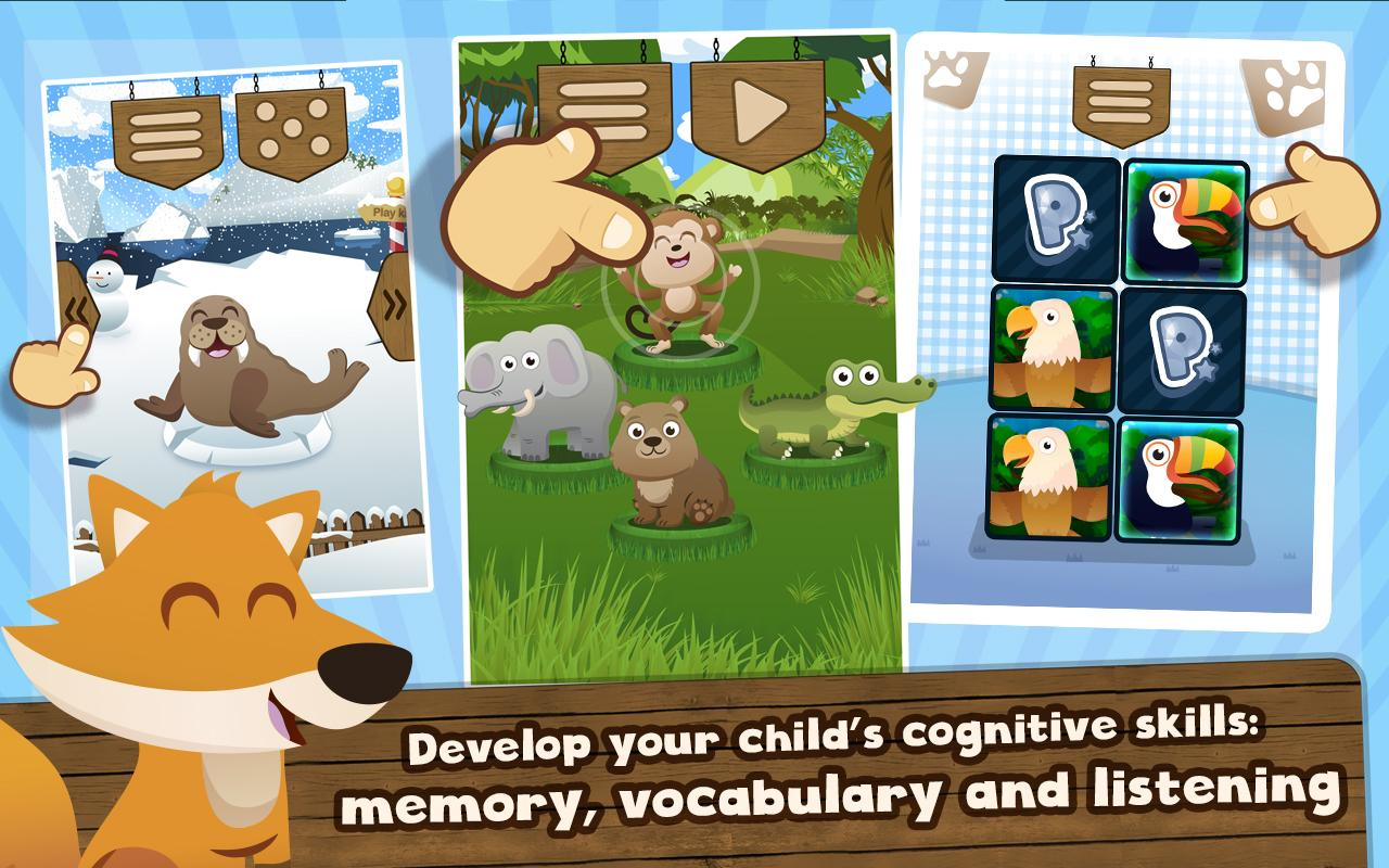 Animal Sounds Screenshot 14
