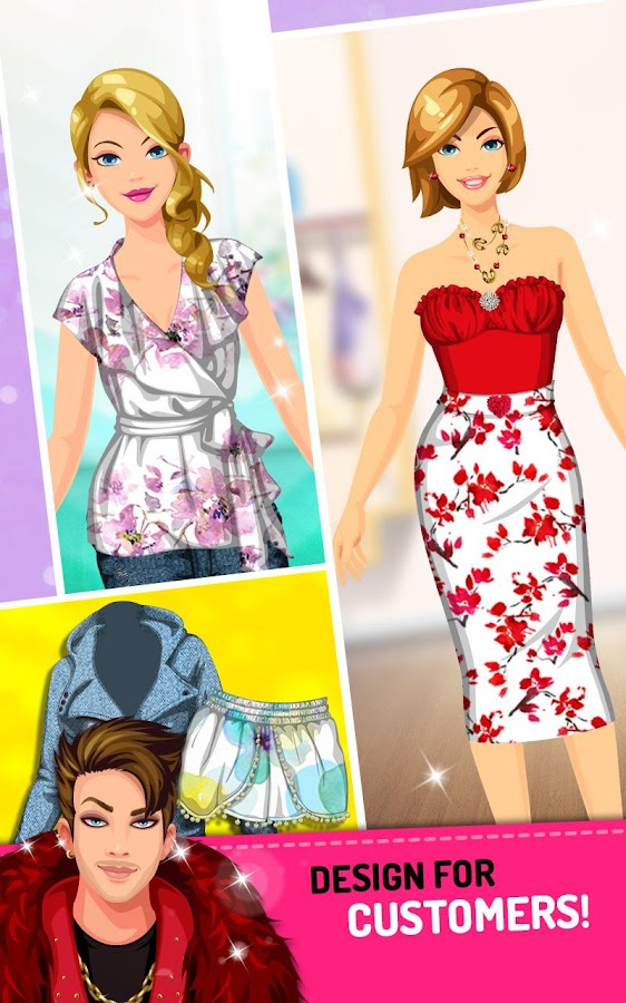 Star Fashion Designer Screenshot