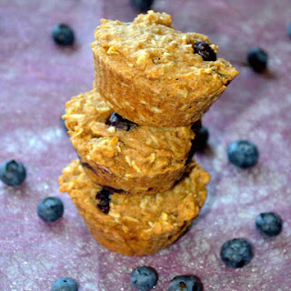 Blueberry Breakfast Bites