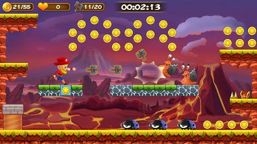 Super Adventure of Jabber screenshot 6