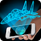 hack astuce Hologram 3D Prank Simulator en français