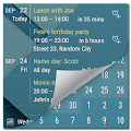 Free Download Calendar Widget Month + Agenda APK for Samsung