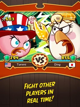 Angry Birds Fight! RPG Puzzle APK screenshot thumbnail 15