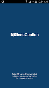InnoCaption - screenshot